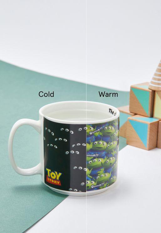 Toy Story Alien Heat Change Mug
