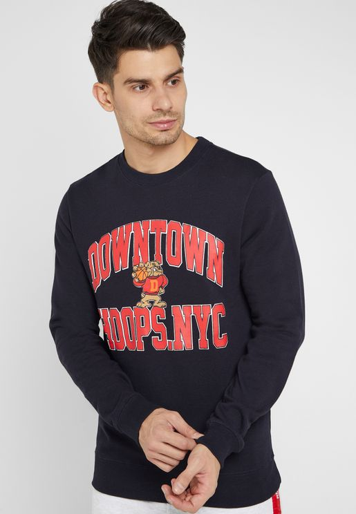 Downtown Hoops NYC Sweatshirt