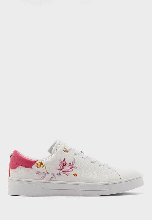 Nelah Printed Low Top Sneaker