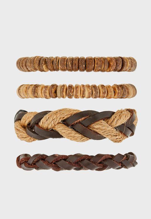 PU Leather Bracelet