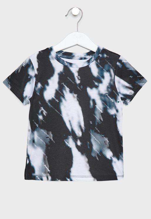 Infant Tie Dye T-Shirt