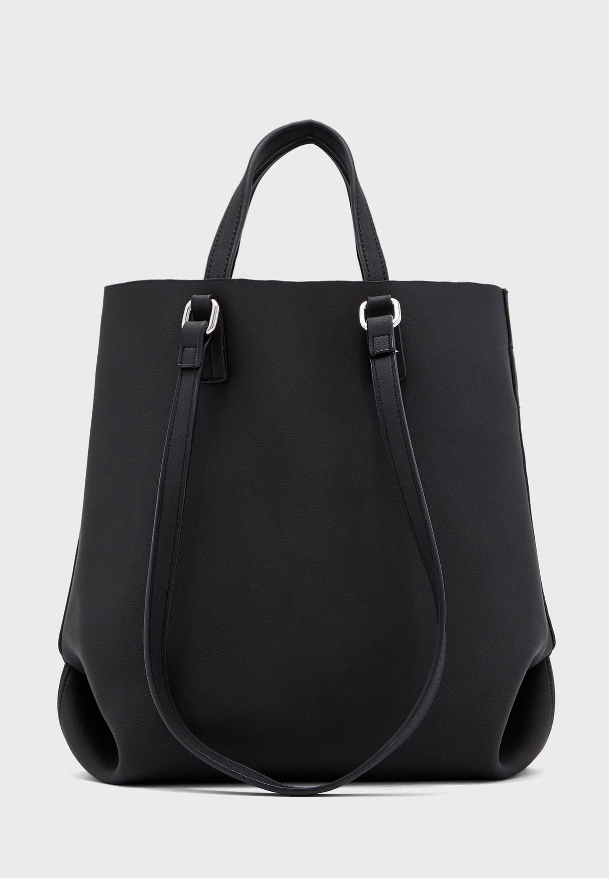 Two Handle Tote Bag