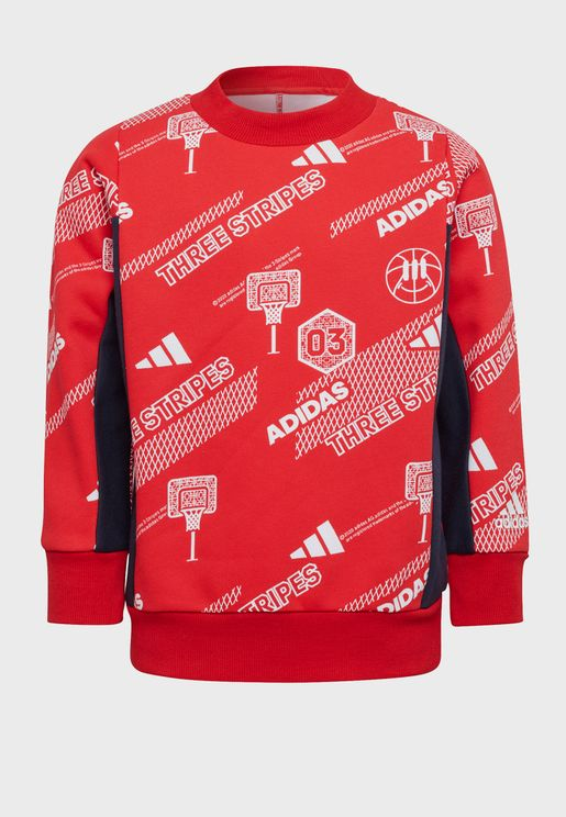 Youth Aero Ready Sweatshirt