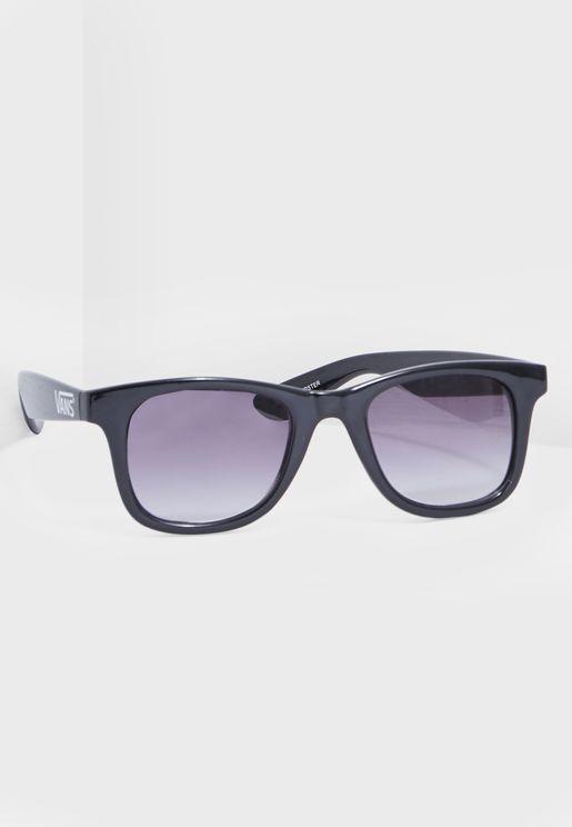 نظارة شمسية كلاسيكية مربعة