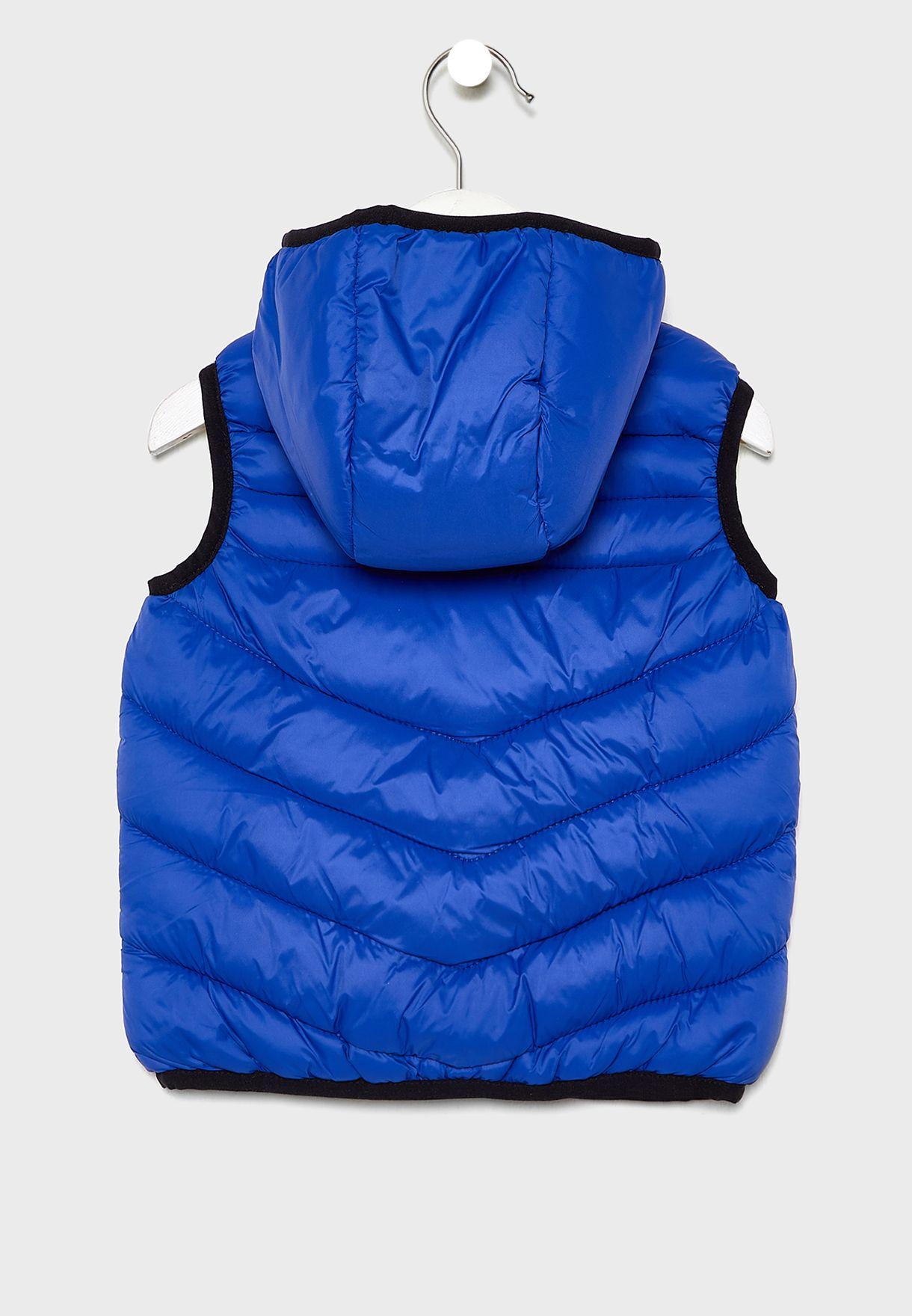 Infant Basic Gilet Jacket