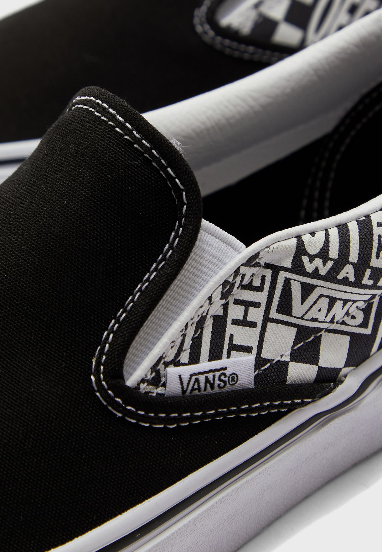 Off The Wall Classic Slip-Ons