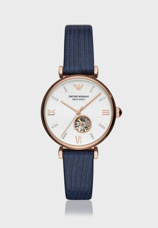 AR60020 Gianni T-Bar Analog Watch