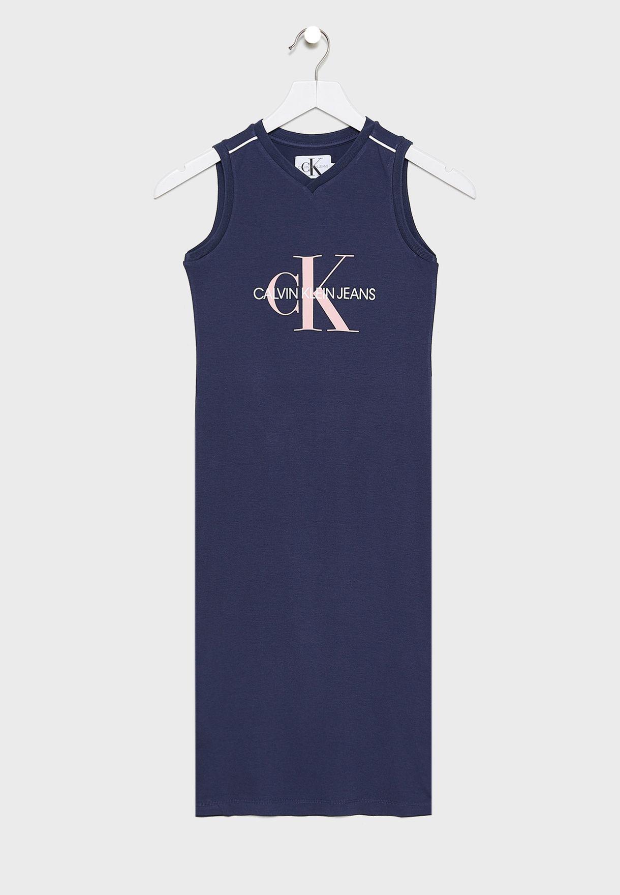 Kids Logo Dress
