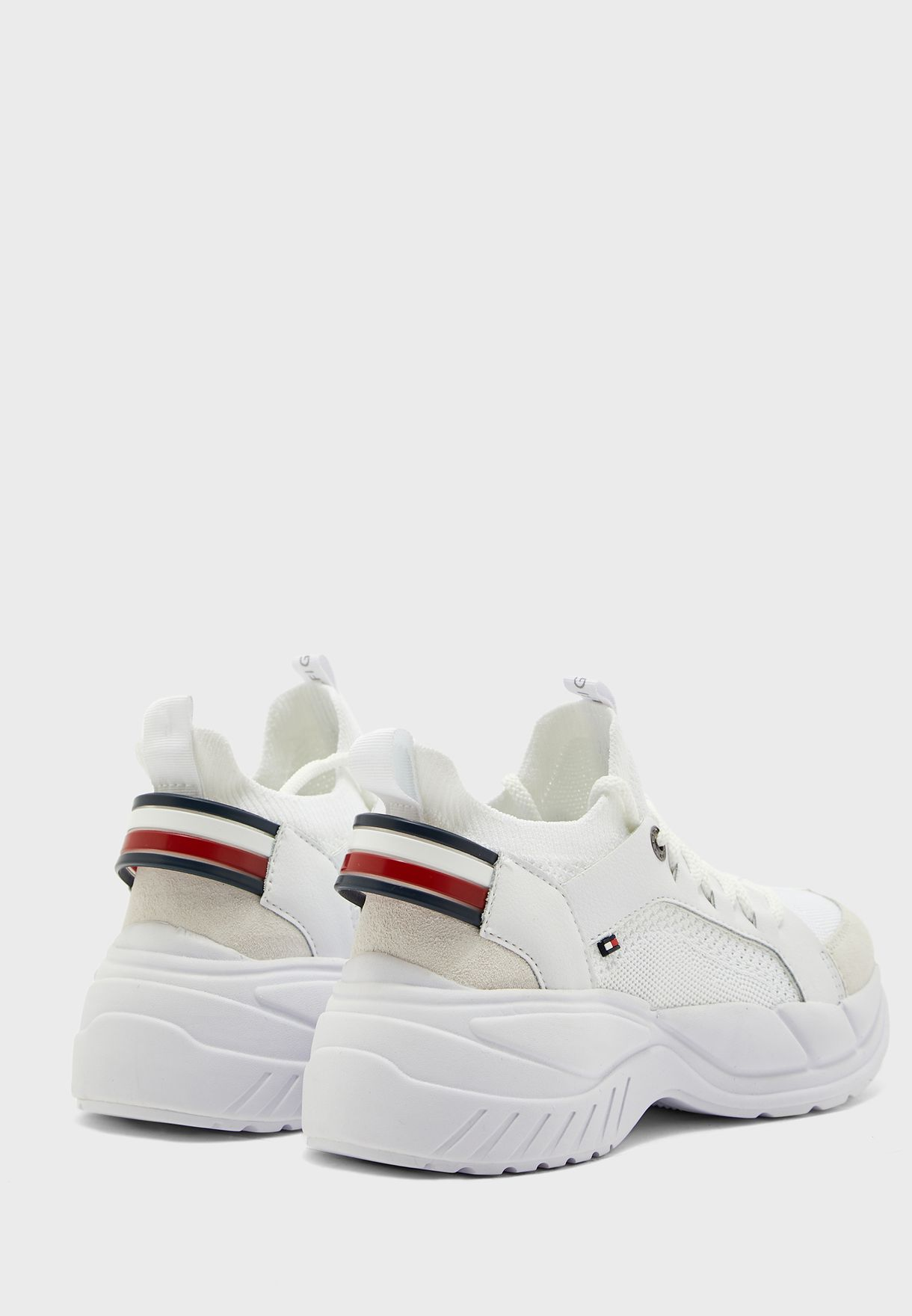 New Chunky Low Top Sneaker - YBS