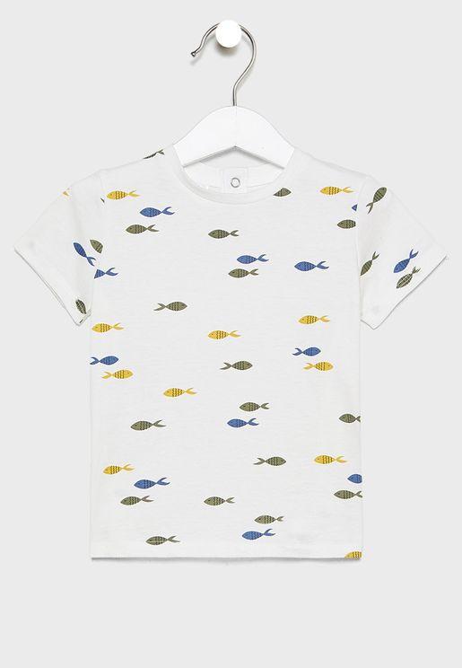 Infant Fish T-Shirt