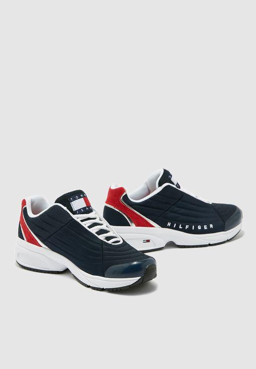 Heritage Jeans Sneaker