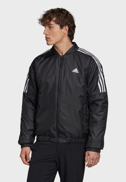 Essential Insulated Bomber Jacket