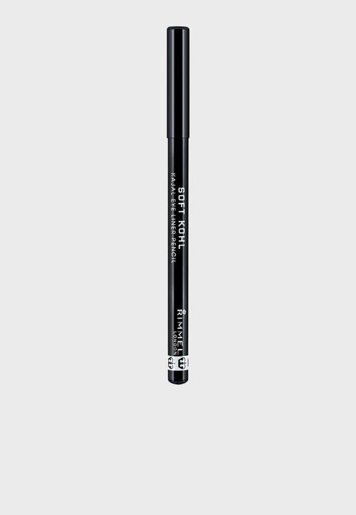 Soft Kohl Liner Eyeliner 61 Jet Black