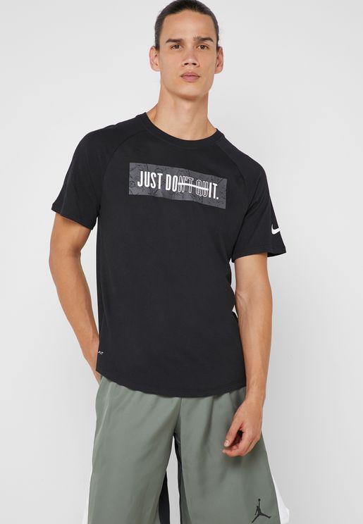 0d8e667878 Dri-FIT Don t Quit Raglan T-Shirt