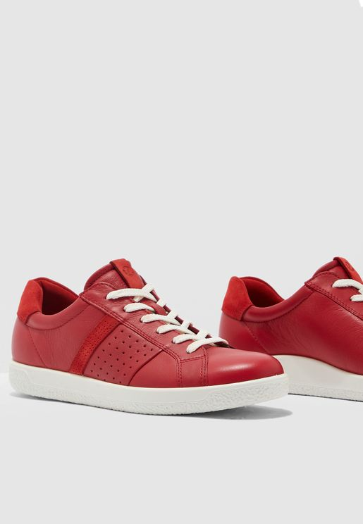 Casual Sneaker - Red