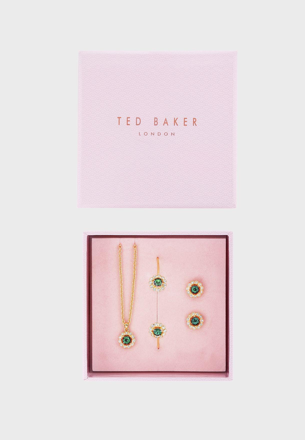 Lameria Daisy Crystal Triple Gift Set