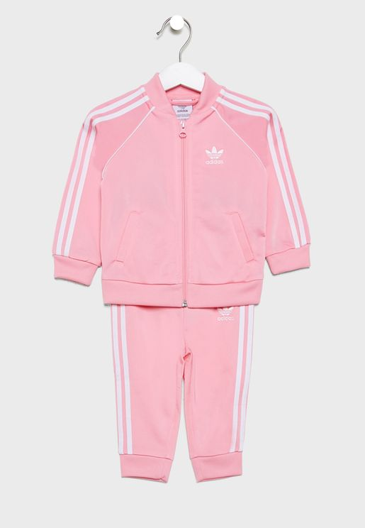 SST Adicolor Casual Kids Tracksuit
