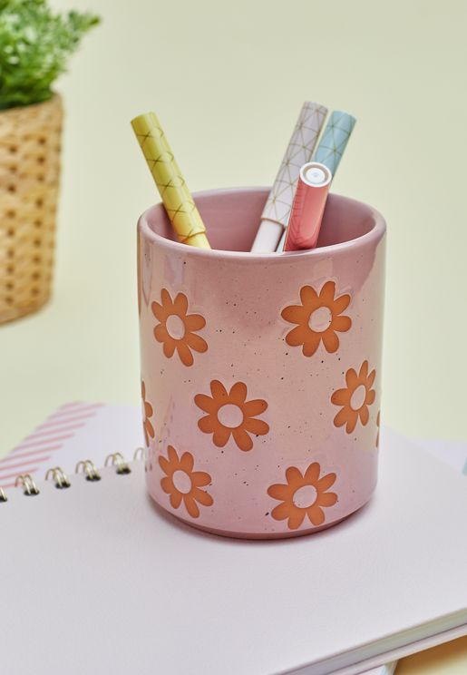 Daisy Pen Holder