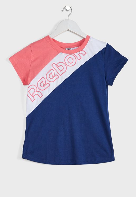Youth Diagonal T-Shirt