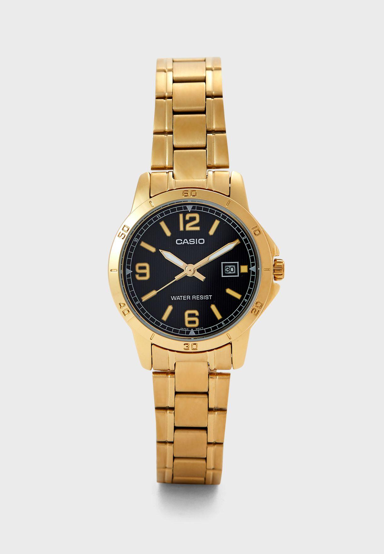 LTP-V004G-1BUDF Analog Watch