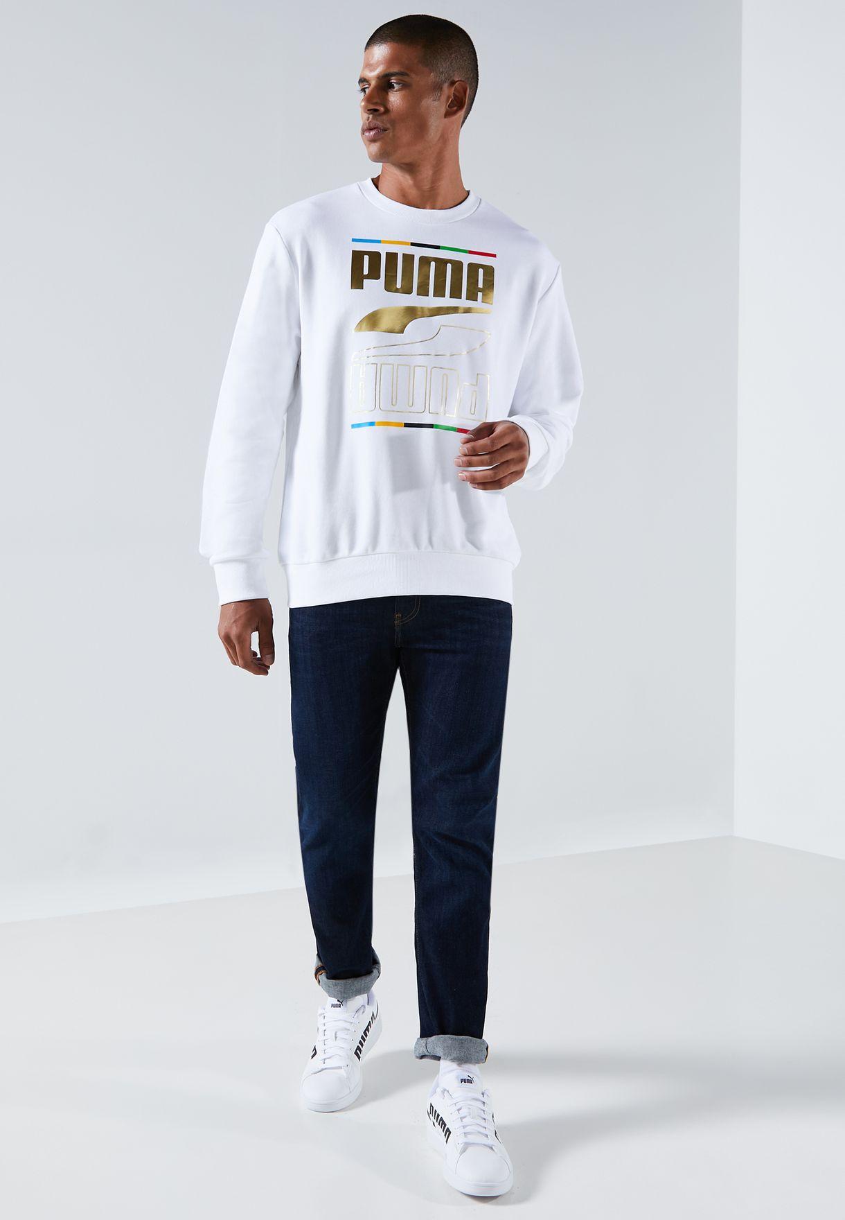 Rebel Continents Sweatshirt