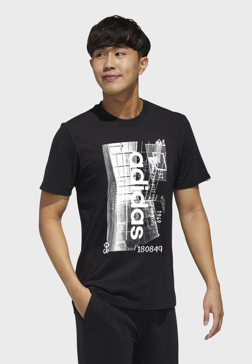Stadium Graphic T-Shirt