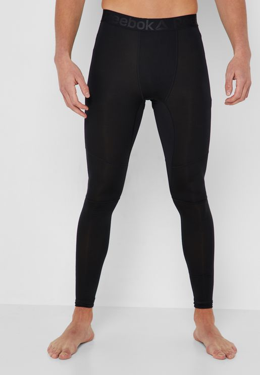 Workout Ready Compression Tights
