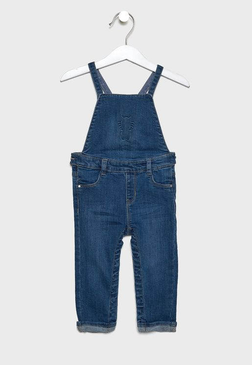 Essential Dungaree