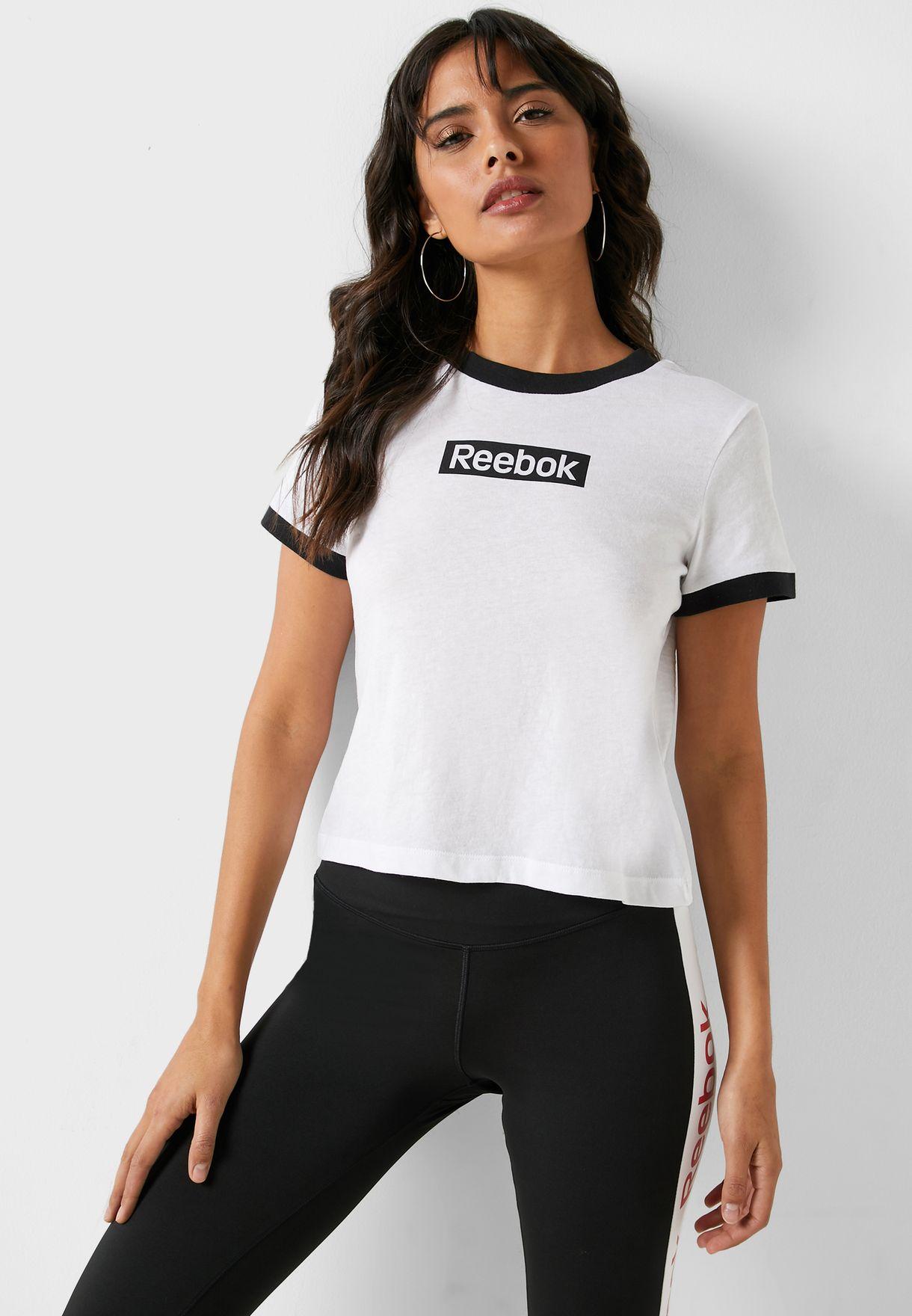 Training Essential Linear Logo T-Shirt