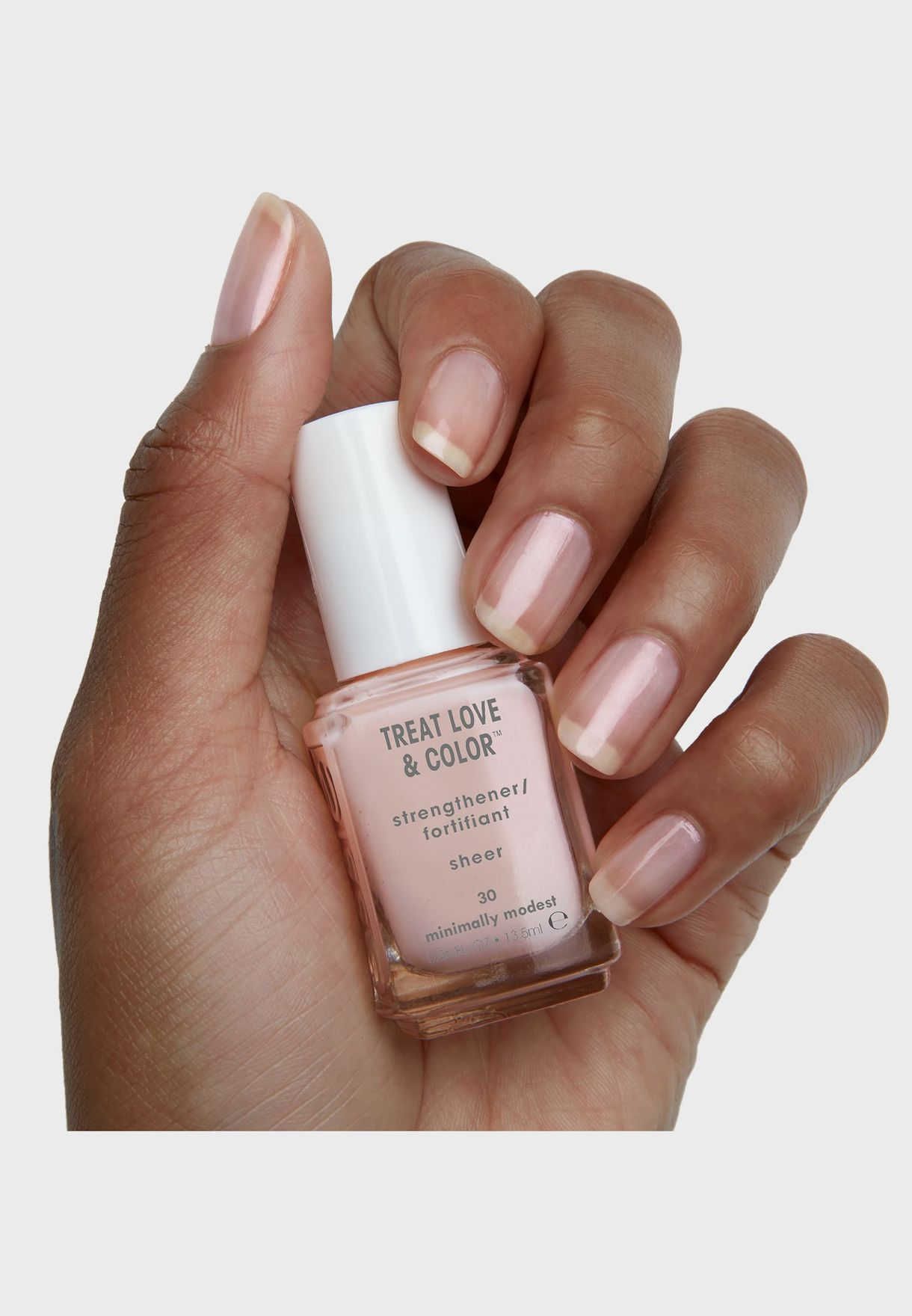 Strengthening Nail Polish - Minimally Modest 30