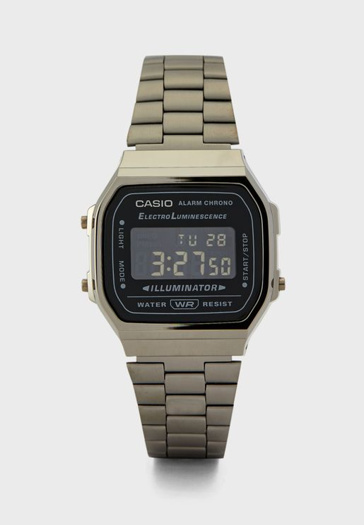 A168Wgg-1Adf Digital Watch