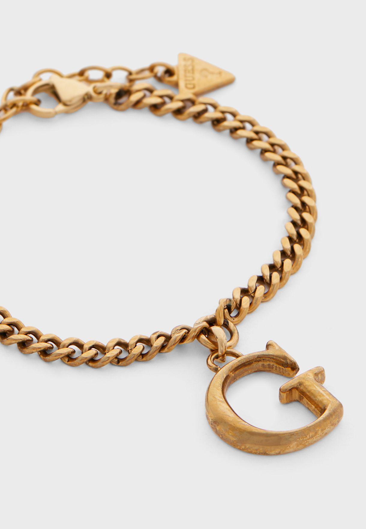 G Logo Bracelet