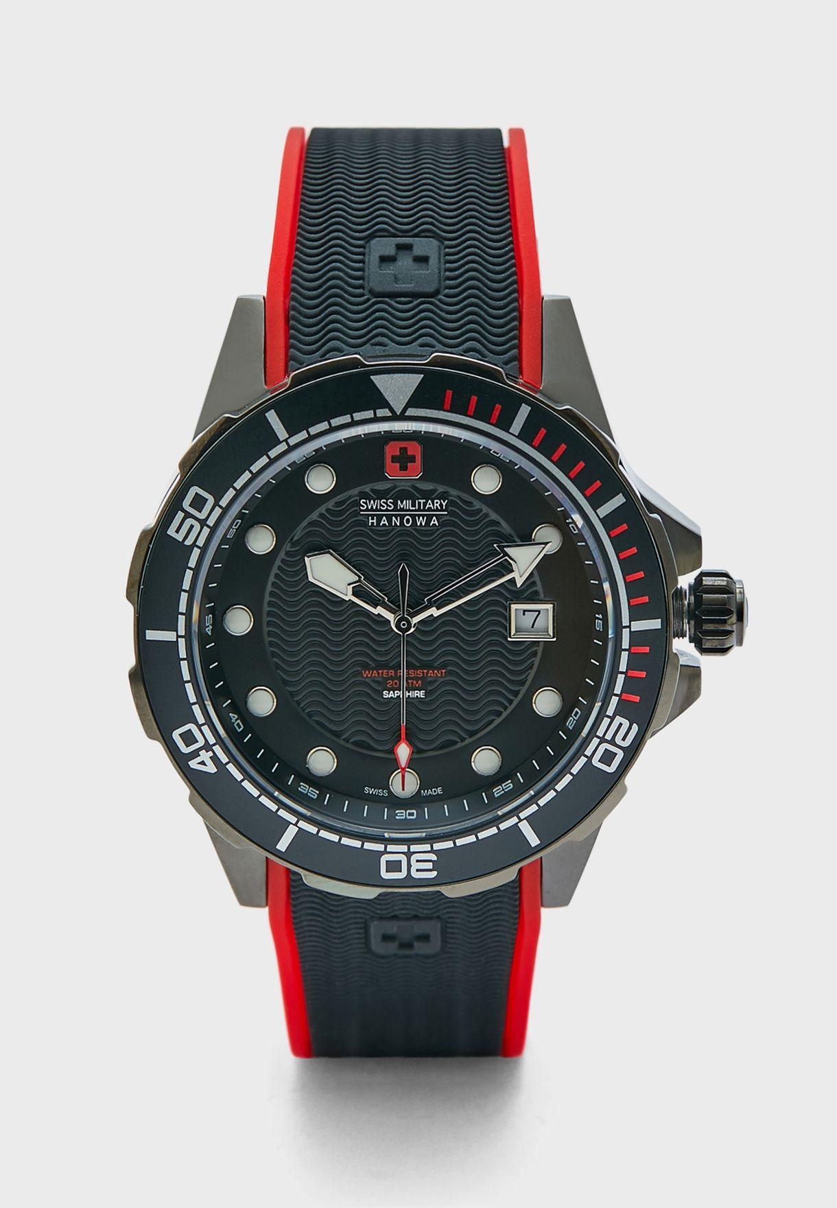 W S6-4315.13.007 Neptune Diver Watch