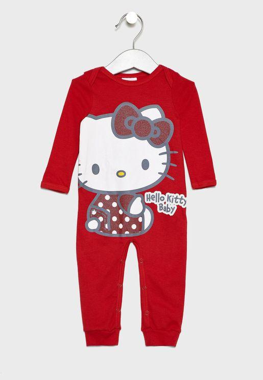 Infant Kitty Bodysuit