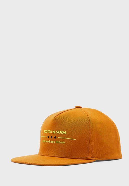Flat Peak Cap