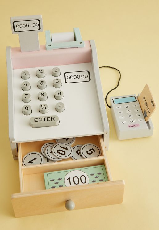 Cash Register Toy Set