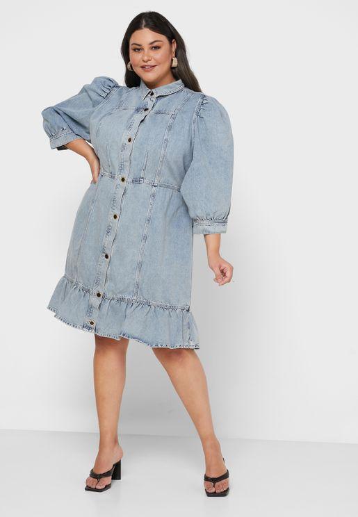 Cindy Shirt Dress