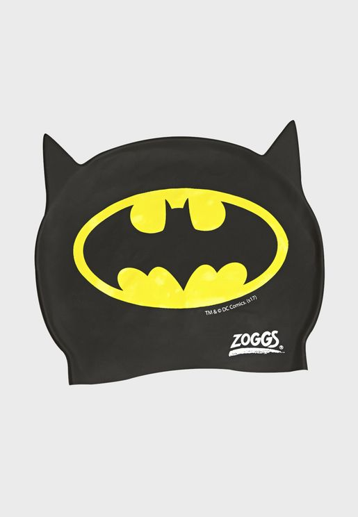 Youth Batman 3D Silicone Cap