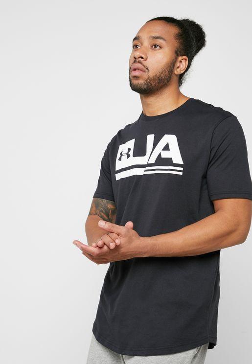 Sportstyle Drop Hem T-Shirt