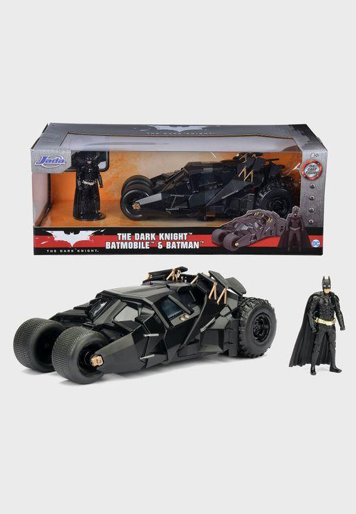 Batman The Dark Knight Batmobile