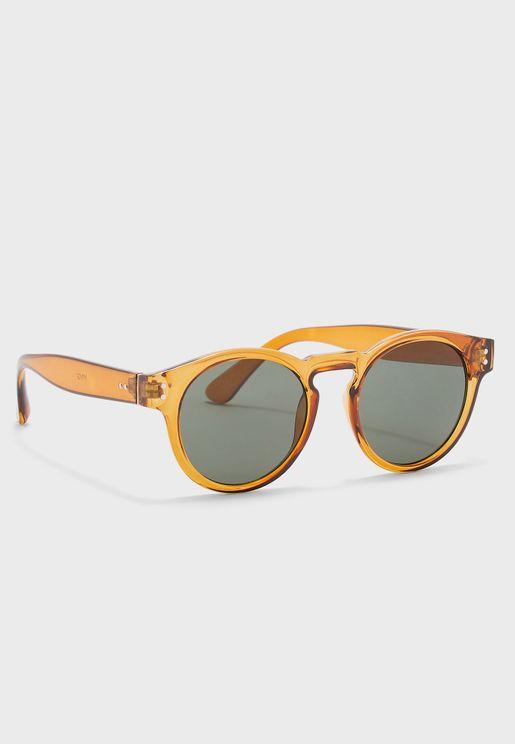 Paris Round Sunglasses