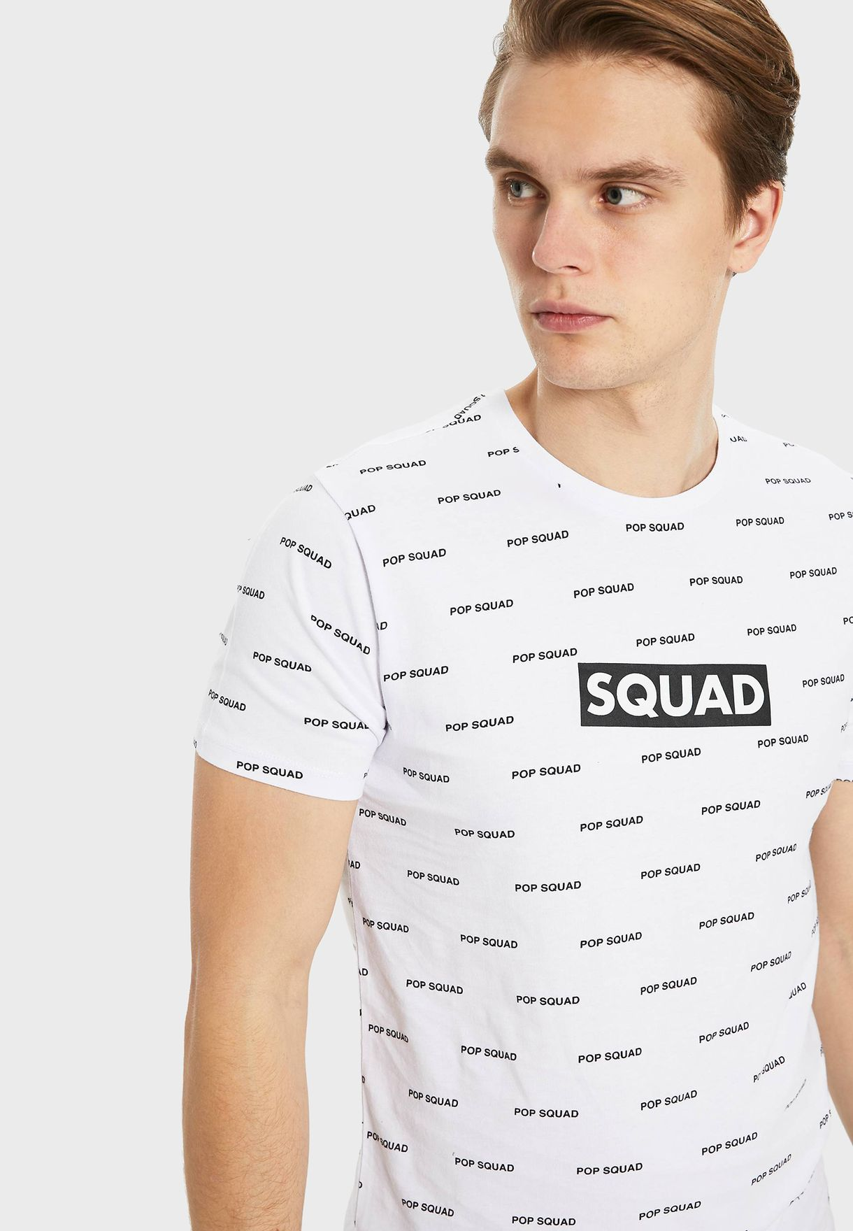 Squad Crew Neck T-Shirt