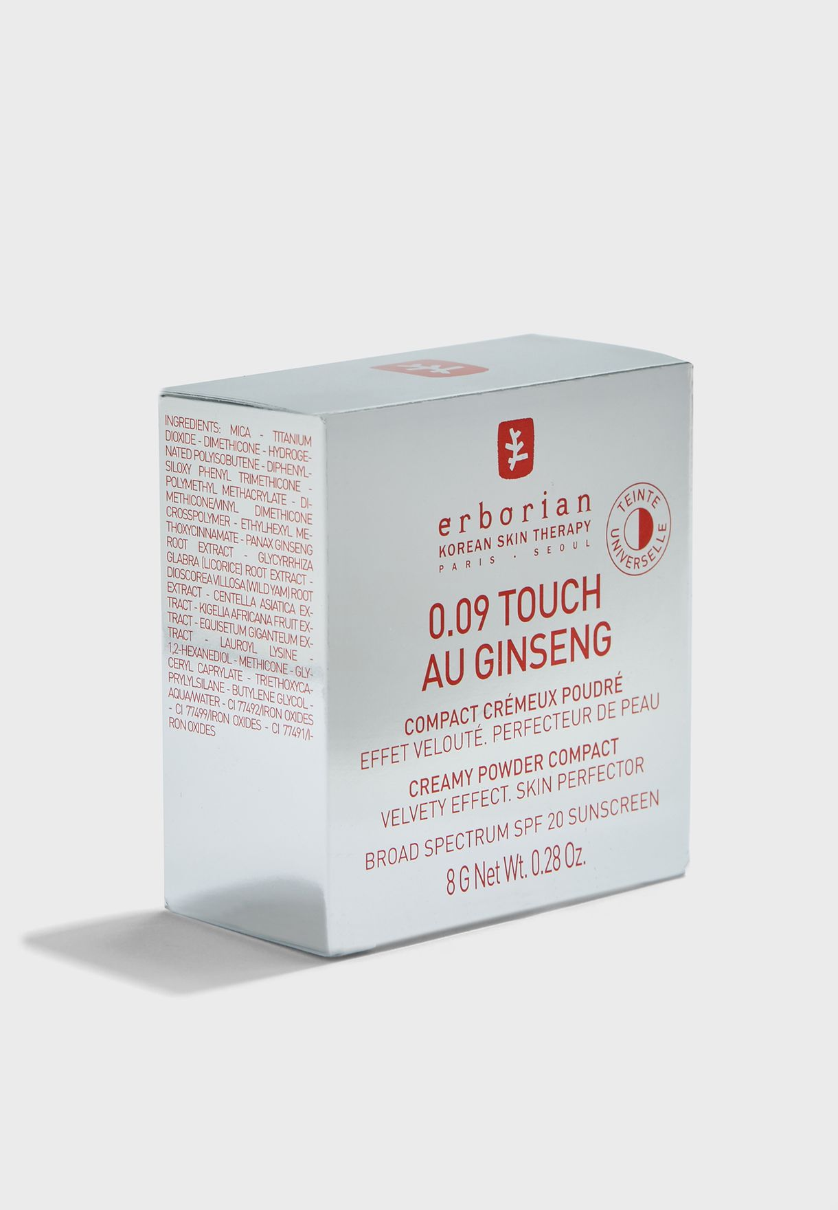 Touch Au Ginseng Nude 8G