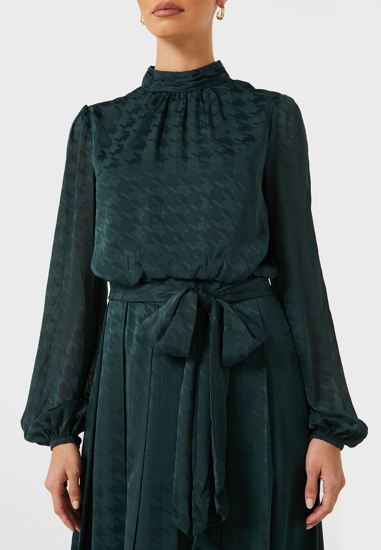 Wilmer Pleated Dress