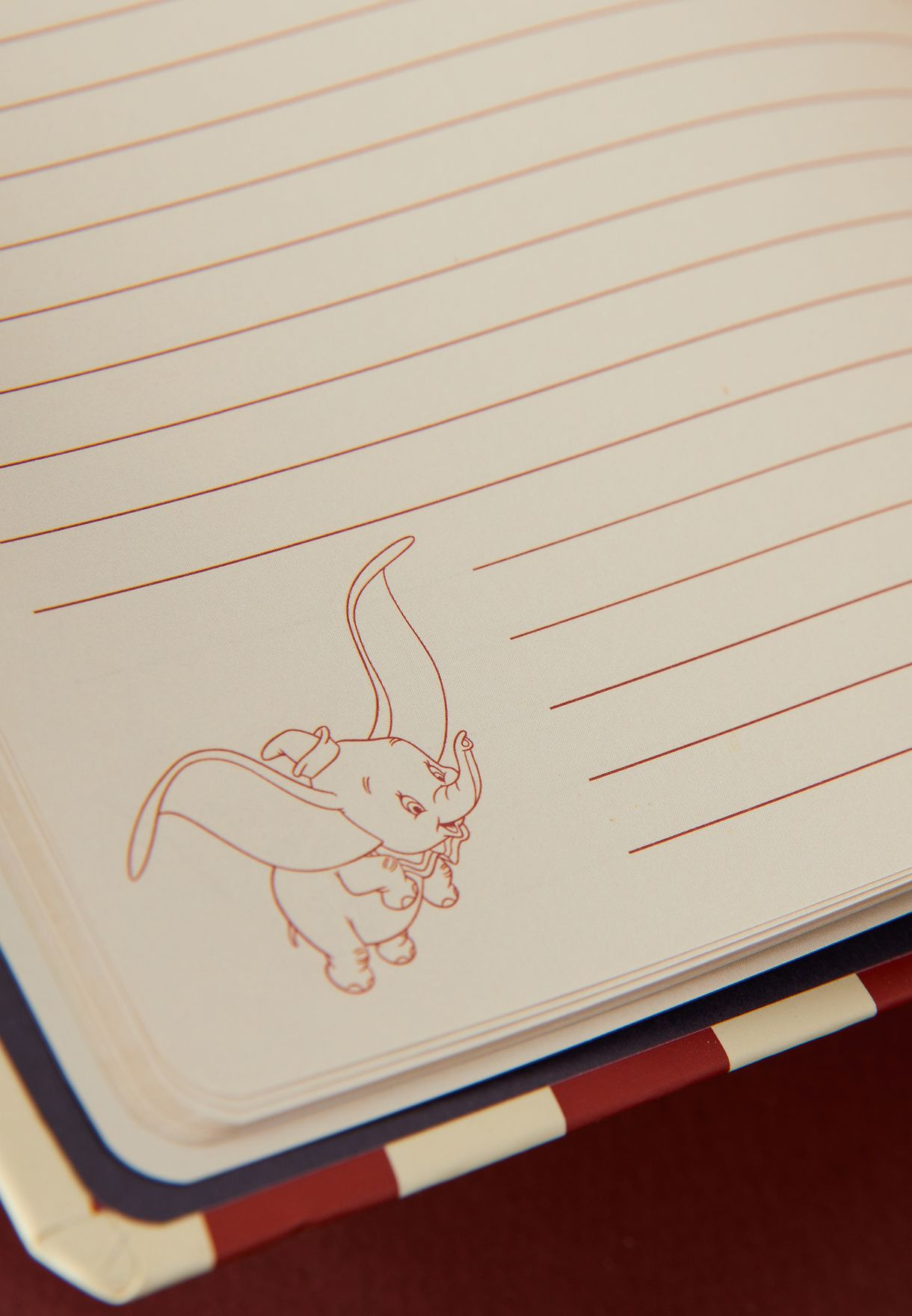 A5 Disney Dumbo Notebook