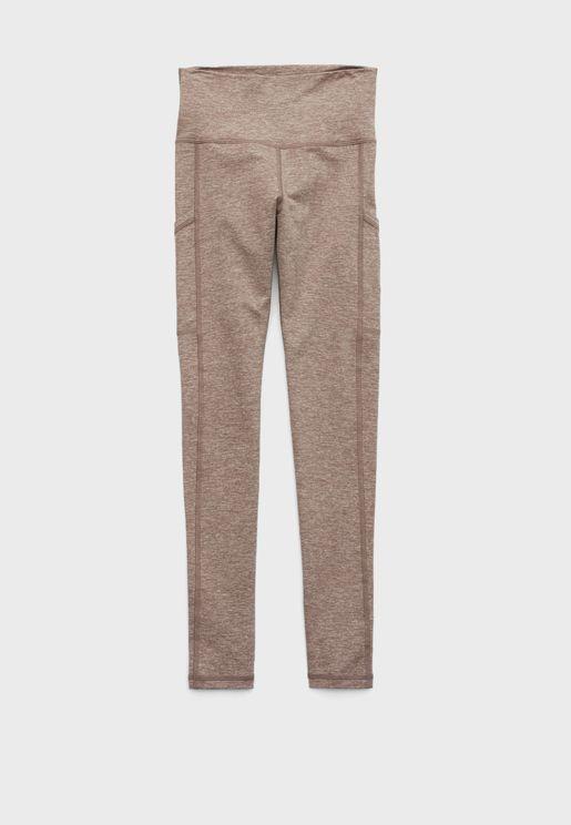 Pocket Detail Leggings