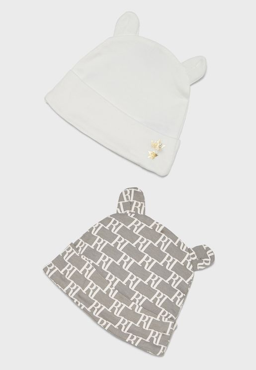 Infant 2 Pack Hat