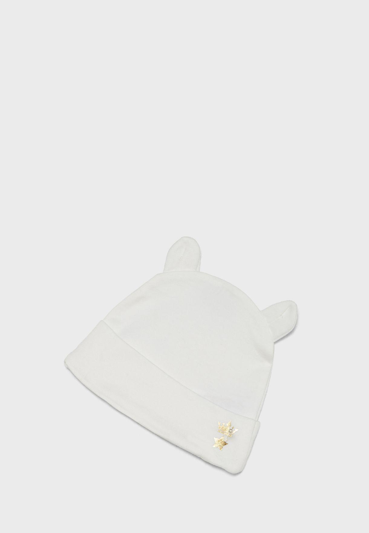 قبعة للبيبي عدد 2