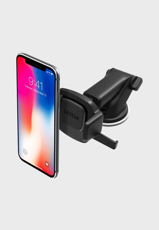 Easy One Touch Mini Dashboard Phone Mount