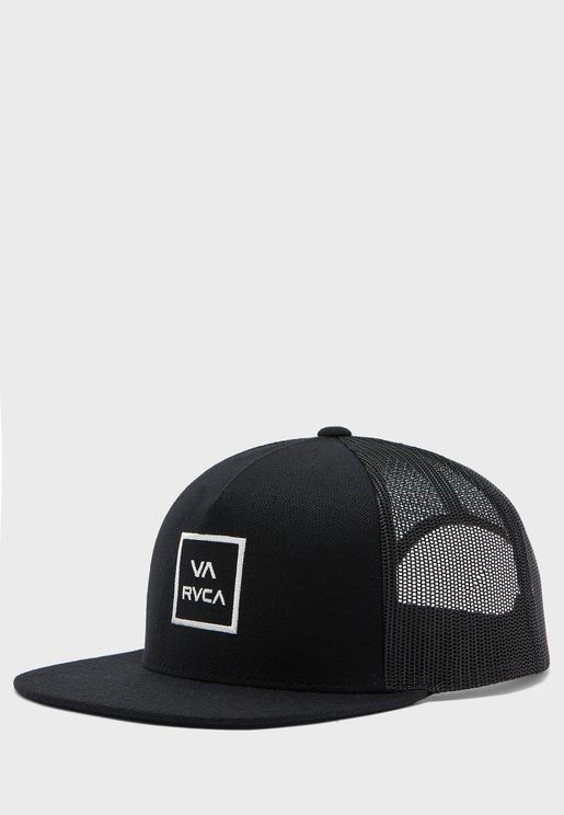 VA All The Way Trucker Cap
